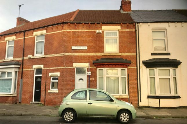 2 bed terraced house for sale in Gresham Road, Middlesbrough TS1