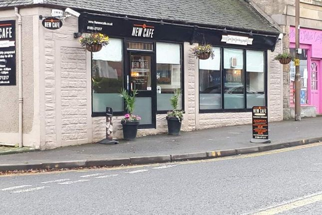 Thumbnail Restaurant/cafe for sale in Main Street, West Calder