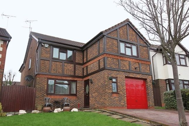 Thumbnail Detached house for sale in Penhale Close, Aigburth, Liverpool