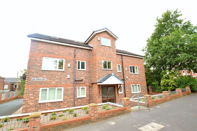 Thumbnail Flat for sale in King Edward Court, Dentons Green, St. Helens