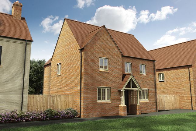"""Thumbnail Detached house for sale in """"The Kelso"""" at Epsom Avenue, Towcester"""