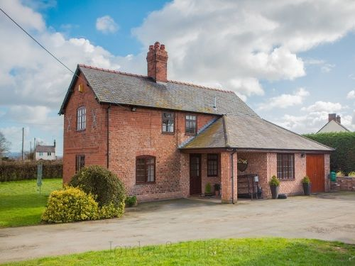 Thumbnail Detached house to rent in Parkside, Rossett, Wrexham