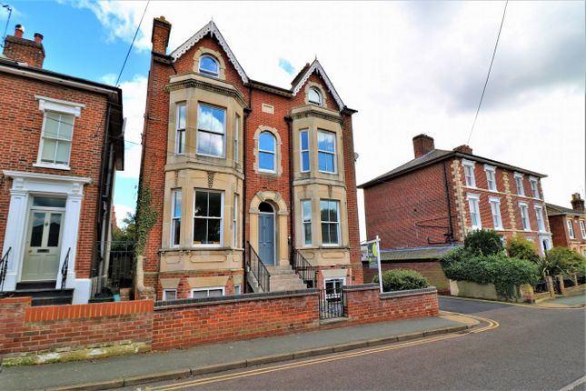 Thumbnail Flat for sale in 128 High Street, Wivenhoe, Colchester, Essex