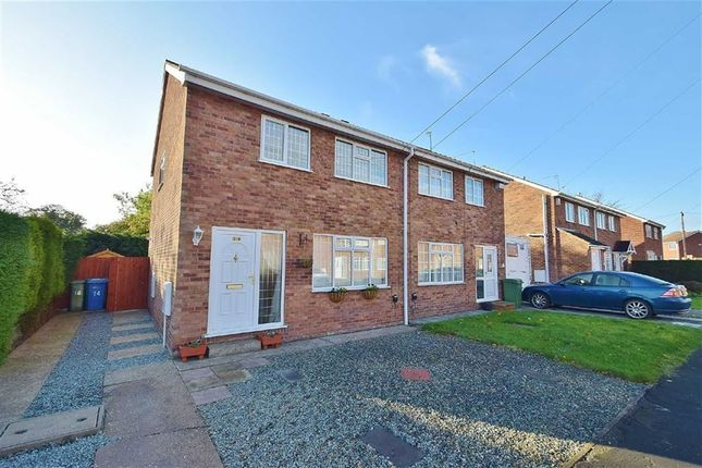 Thumbnail Semi-detached house to rent in Maple Park, Hedon
