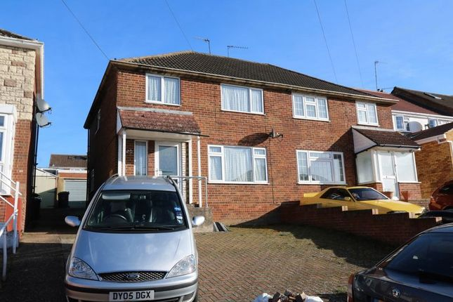 Thumbnail Semi-detached house for sale in Hobart Road, High Wycombe