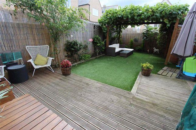Rear Garden of Baden Drive, London E4