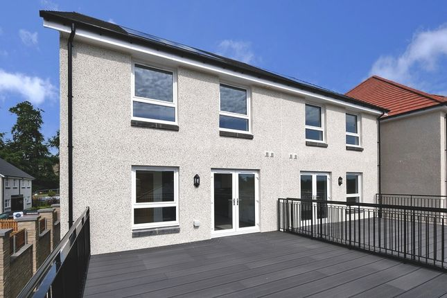 Thumbnail Town house for sale in Persley Den Drive, Aberdeen