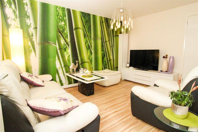 Lounge of South Holme Court, Abington, Northampton NN3