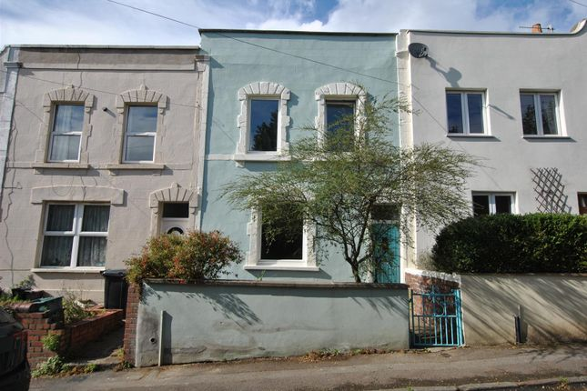 Thumbnail Terraced house to rent in Oxford Street, Totterdown, Bristol