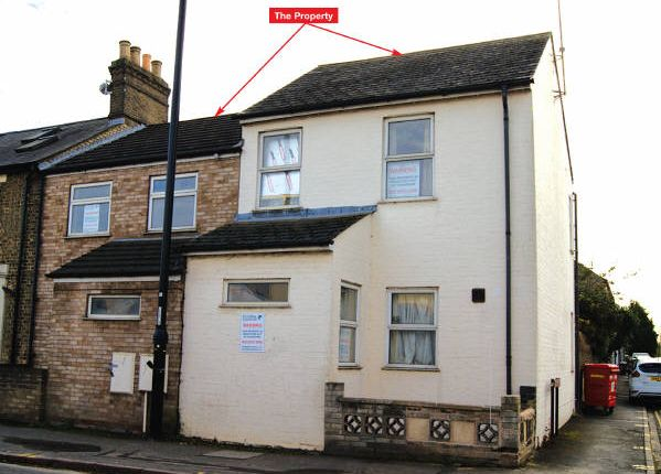 Thumbnail End terrace house for sale in Mill Road, Cambridge