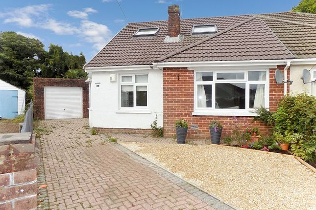 Thumbnail Semi-detached house for sale in Felindre Avenue, Pencoed, Bridgend .