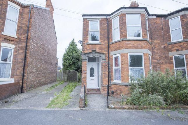 Thumbnail Semi-detached house for sale in Ash Grove, Beverley Road, Hull