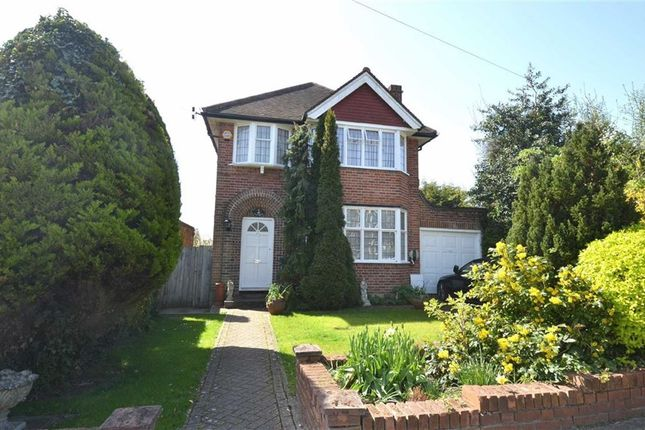 Thumbnail Property for sale in Poynings Way, London