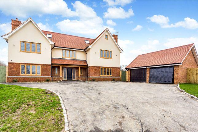 Thumbnail Detached house for sale in Tithepit Shaw Lane, Warlingham, Surrey