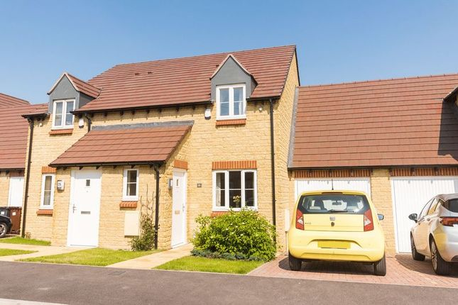 Thumbnail Terraced house for sale in Spring Field Way, Sutton Courtenay, Abingdon