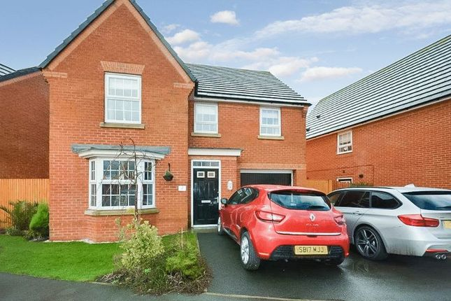 Thumbnail Detached house for sale in 2 Hawthorn Drive, Thornton-Cleveleys