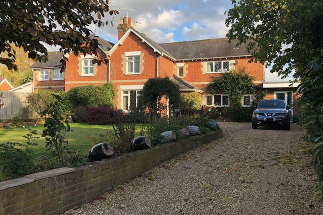 Thumbnail Semi-detached house for sale in Bowerwood Road, Fordingbridge