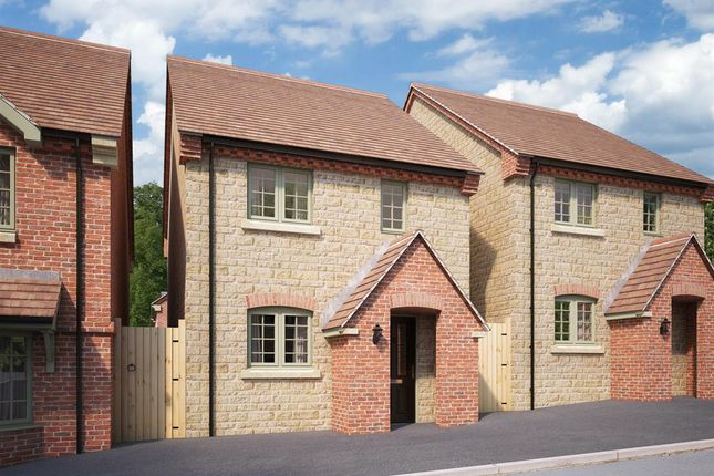 Thumbnail Detached house for sale in The Lansdowne, Bell Meadow, Sand Pit Road, Calne