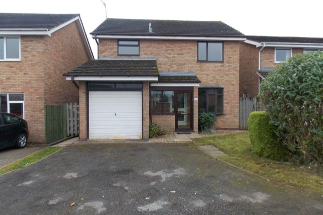 Thumbnail Detached house to rent in Arkle Road, Droitwich