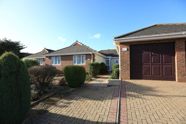Thumbnail Detached bungalow for sale in Nightingale Close, Sherford, Plymouth