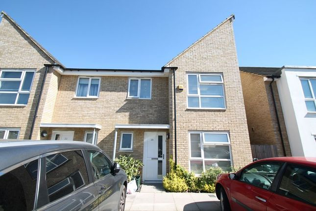 Thumbnail Semi-detached house to rent in Evergreen Drive, West Drayton