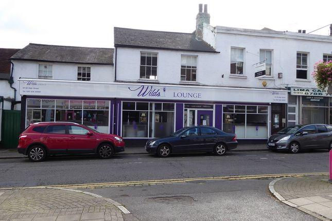 Thumbnail Retail premises for sale in High Street, Ewell Epsom