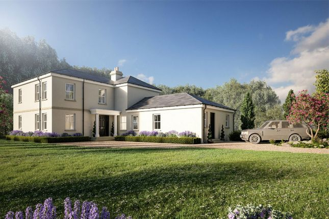 5 bed detached house for sale in Southampton Road, Boldre, Lymington, Hampshire