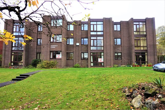 Thumbnail Flat for sale in Lichfield Road, Walsall