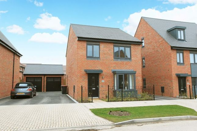 Thumbnail Detached house for sale in 161 Birchfield Way, Lawley, Telford