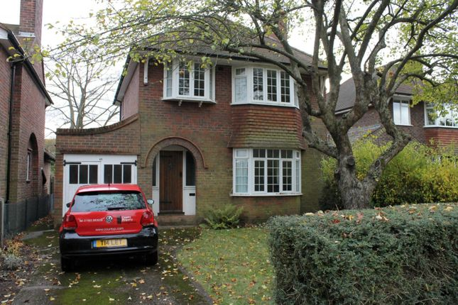 Thumbnail Property to rent in Orchard Drive, Horsell, Woking