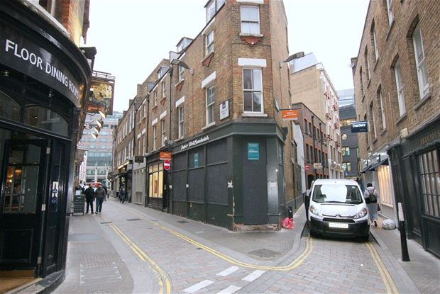 Thumbnail Property to rent in Widegate Street, London