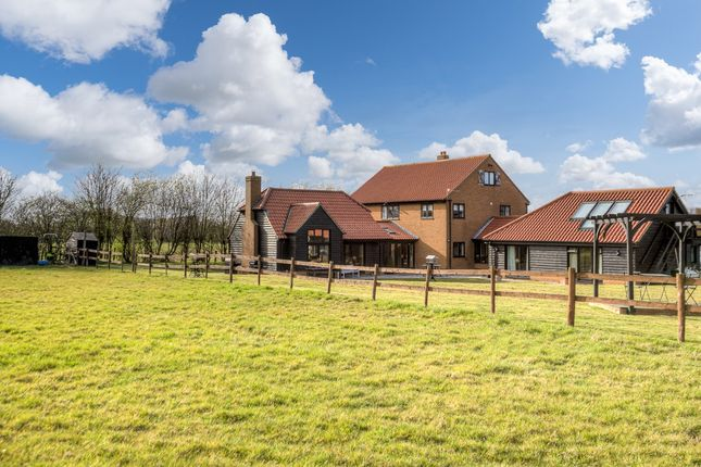 Thumbnail Detached house for sale in Steeple Road, Mayland, Chelmsford, Essex