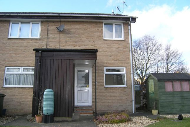 1 bed flat to rent in Scafell Place, North Anston, Sheffield S25