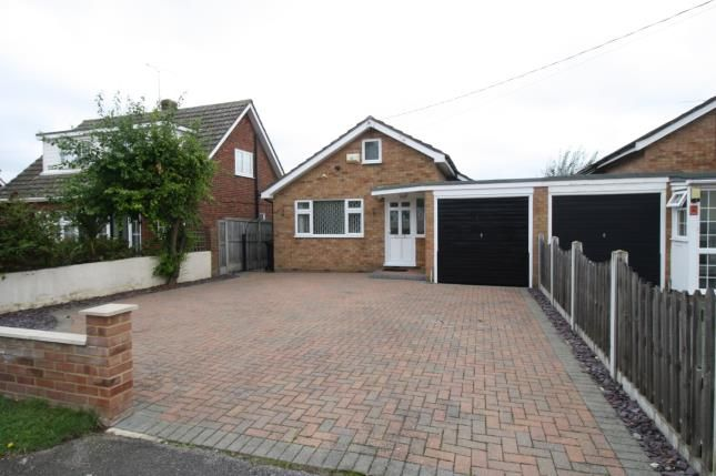 Thumbnail Bungalow for sale in Mayland, Chelmsford, Essex