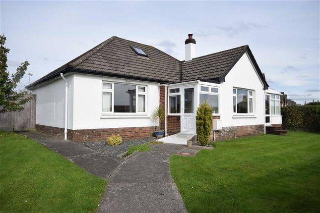 Thumbnail Detached bungalow for sale in Warren Close, Torrington