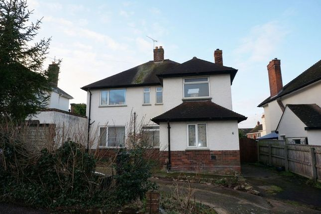 Thumbnail Detached house for sale in Osborne Grove, Taunton