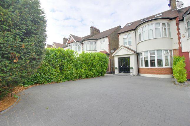 Thumbnail End terrace house for sale in Ridge Avenue, London