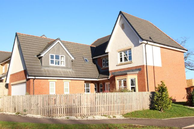 Thumbnail Detached house for sale in Calderpark Road, Uddingston, Glasgow