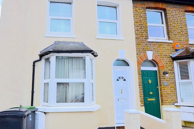 Thumbnail End terrace house for sale in Cumberland Rd, Wood Green