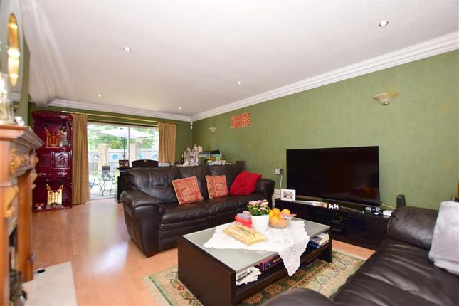 Thumbnail Detached house for sale in Corone Close, Folkestone, Kent