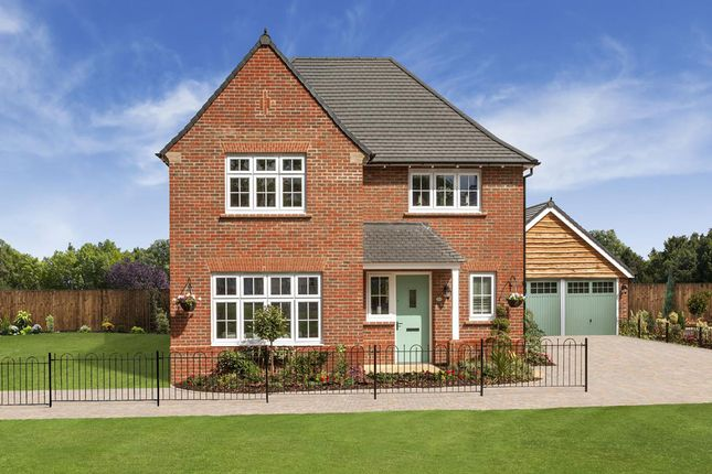 Thumbnail Detached house for sale in Starflower Way, Mickleover