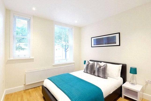 Thumbnail Flat to rent in Hamlet Gardens, Hammersmith, London