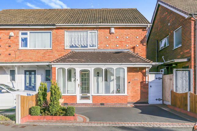 3 bed semi-detached house for sale in Hurst Lane North, Castle Bromwich, Birmingham B36