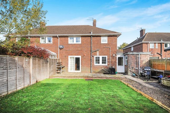 Thumbnail Semi-detached house for sale in Ferozeshah Road, Northfields, Devizes