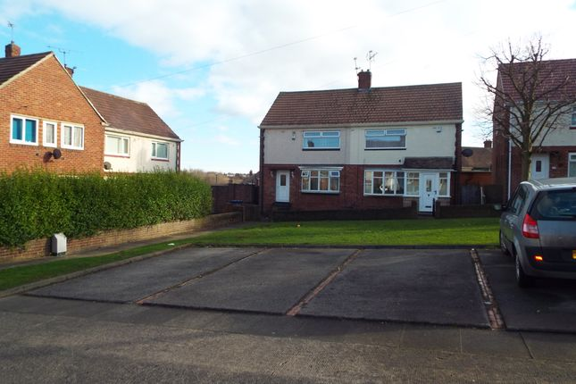 Thumbnail Semi-detached house to rent in Abercorn Road, Sunderland