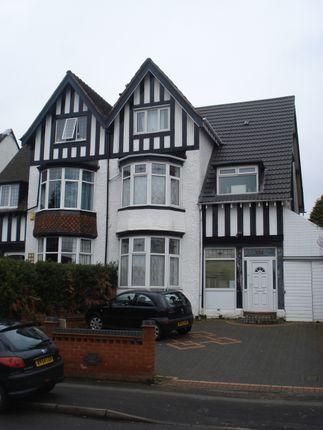 Thumbnail Detached house to rent in Kingsbury Rd, Erdington, Birmingham