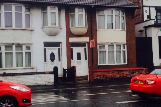 Thumbnail Terraced house to rent in Warbreck Moor, Liverpool