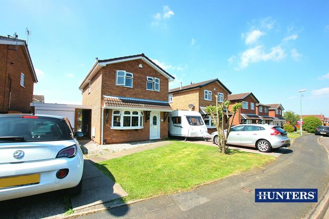 3 bed detached house to rent in Quincy Rise, Brierley Hill