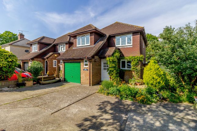 Thumbnail Detached house for sale in Thornash Way, Horsell, Woking