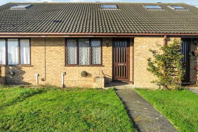 Thumbnail Terraced bungalow for sale in Hampstead Avenue, Clacton-On-Sea